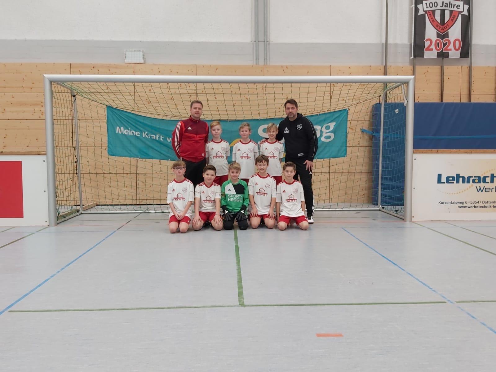 E-Junioren U10 - Spfr. Eisbachtal - Süwag Hallencup 2020