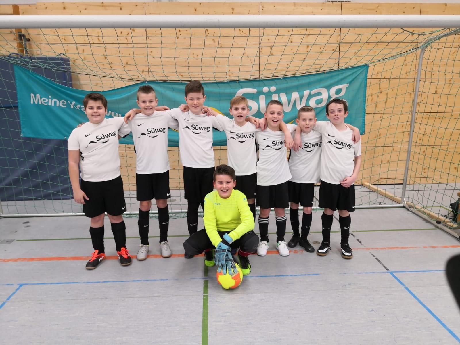 E-Junioren U11 - VfB Linz - Süwag Hallencup 2020