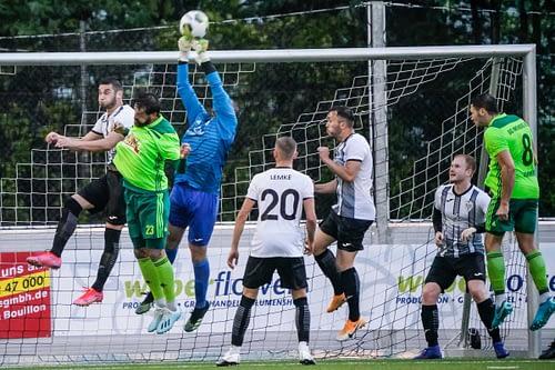 Endstation Viertelfinale: 0:2 Niederlage gegen Mendig