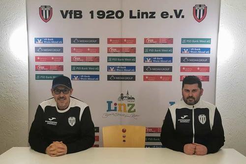 Trainerteam der 1. Mannschaft bleibt dem VfB erhalten