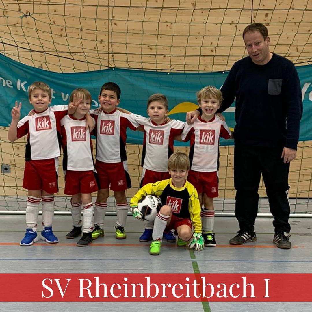 Bambinis - SV Rheinbreitbach I