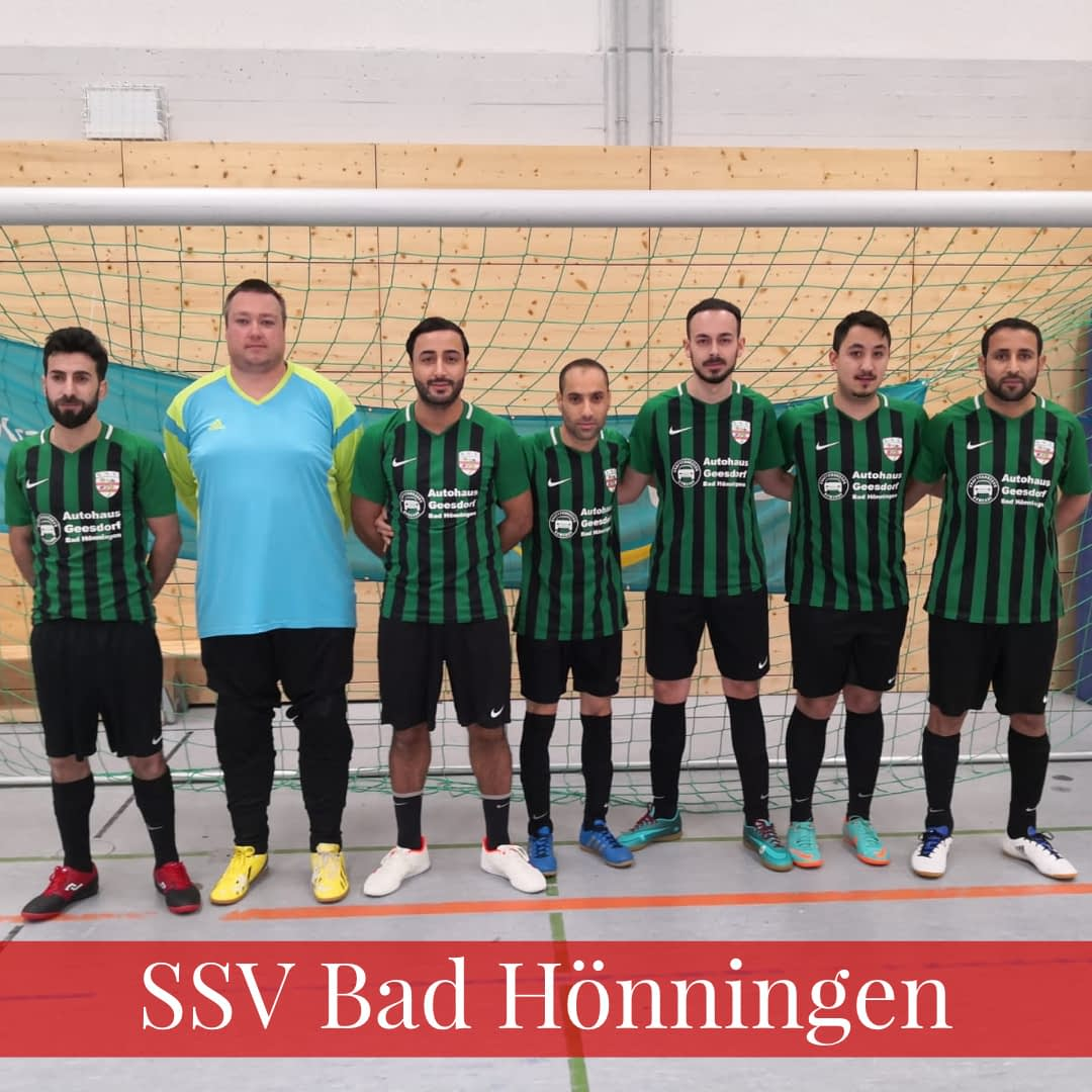 Senioren - SSV Bad Hönningen