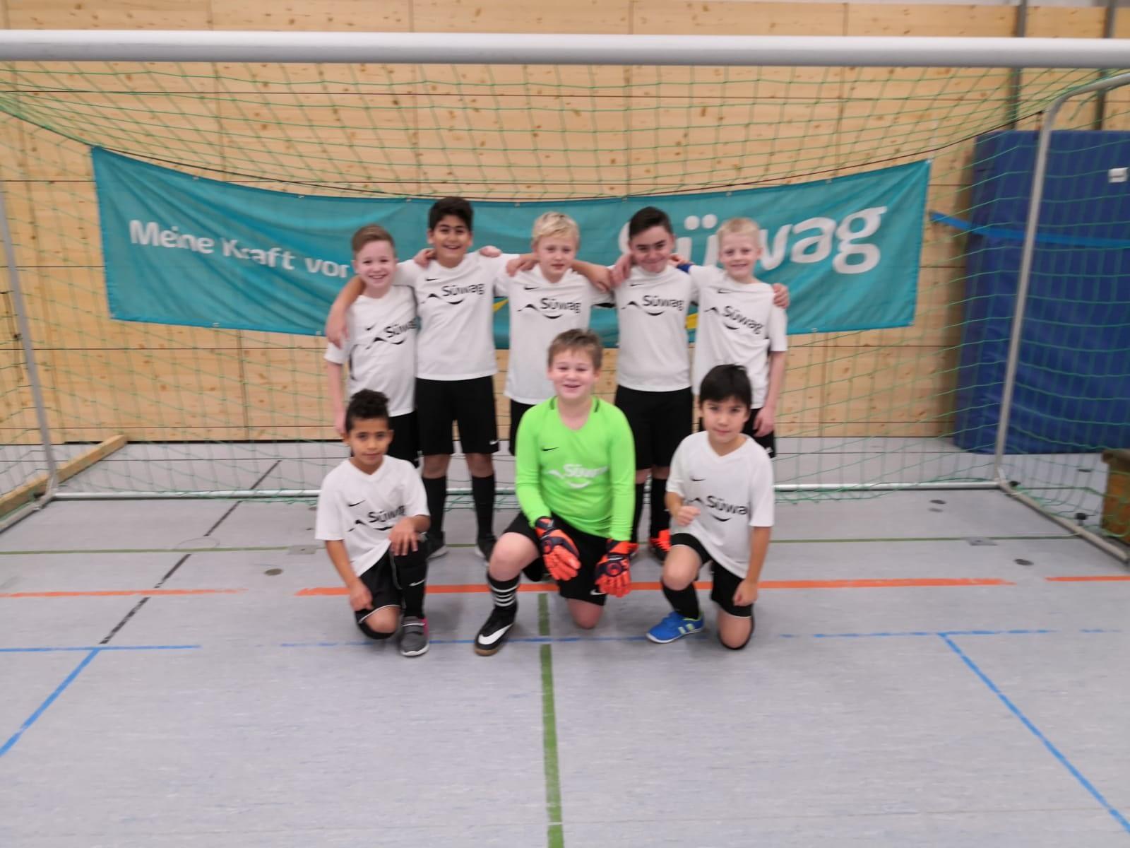 E-Junioren U11 - VfB Linz III - Süwag Hallencup 2020