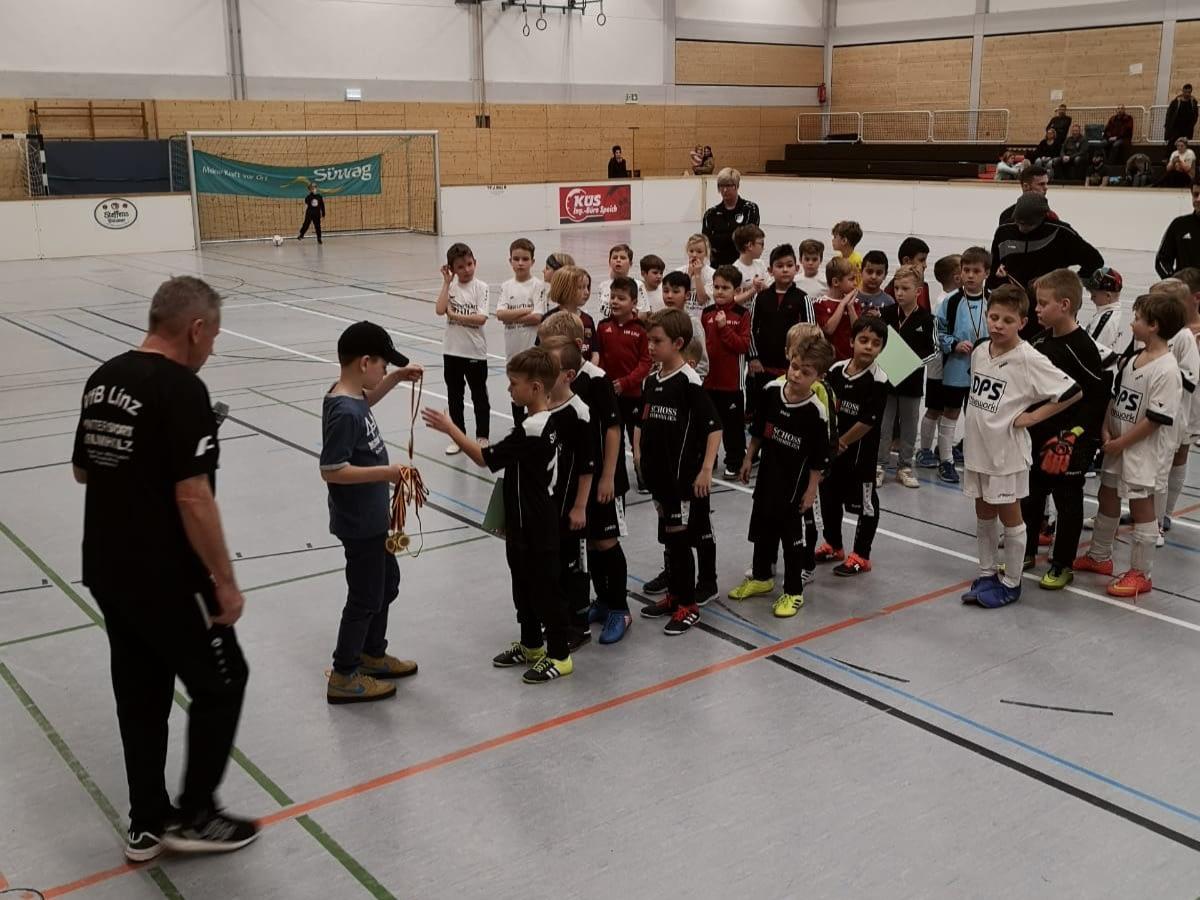F-Junioren - Süwag Hallencup 2020