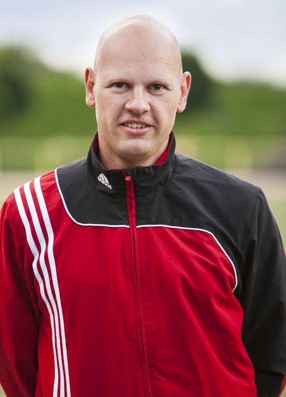 Turnierleiter Björn Nietzard