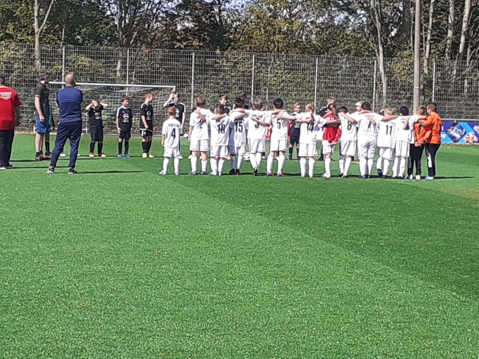 E2-Junioren des VfB Linz zu Gast beim FC Horchheim