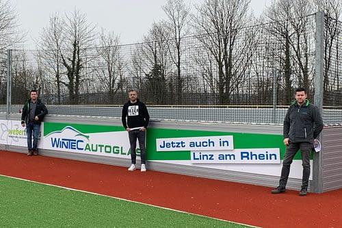 Wintec Autoglas ist neuer Premium Sponsor des VfB Linz