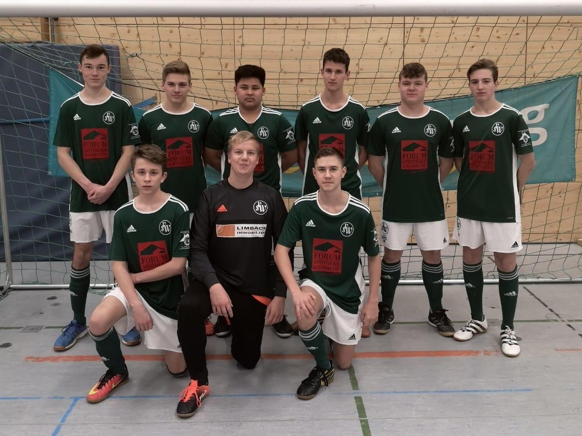 B-Junioren - SV Wachtberg - Süwag Hallencup 2020