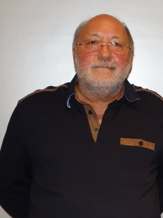 Turnierleiter Hubert Theuer