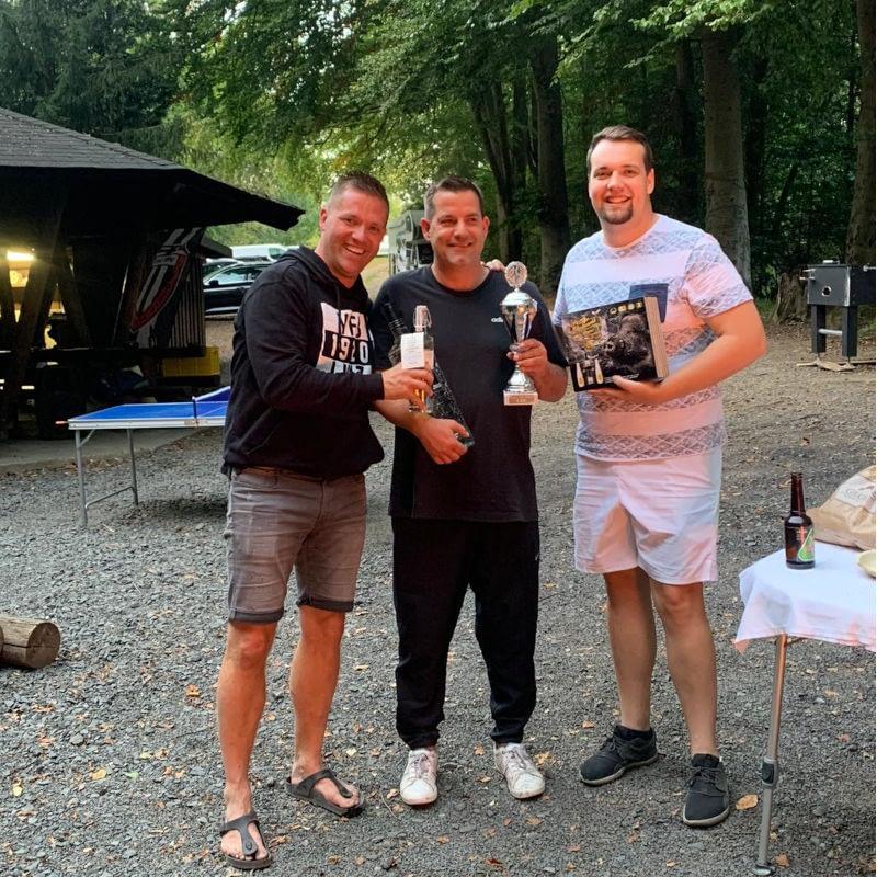 Alte Herren Wochenende in Ockenfels 2020