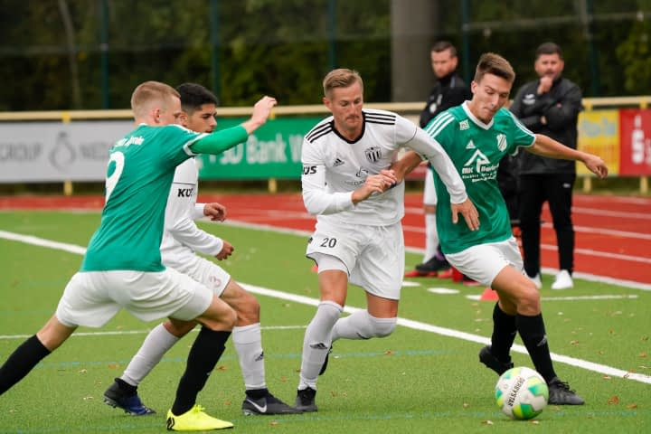 VfB Linz - TuS Niederahr