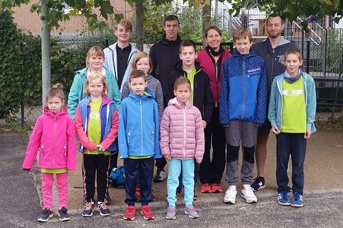 Leichtathleten nahmen in Waldbreitbach und Unkel teil