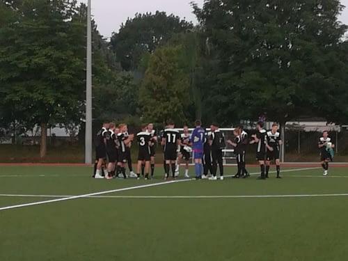VfB zieht ungefährdet in die 3. Runde ein