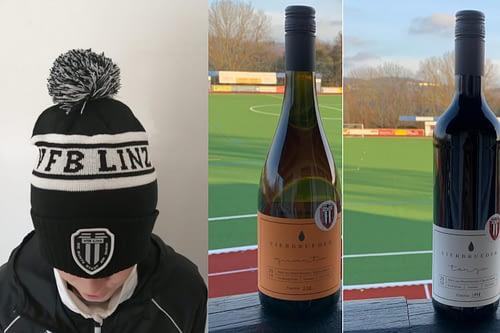 VfB-Vorstand überbringt Weihnachtsgeschenke