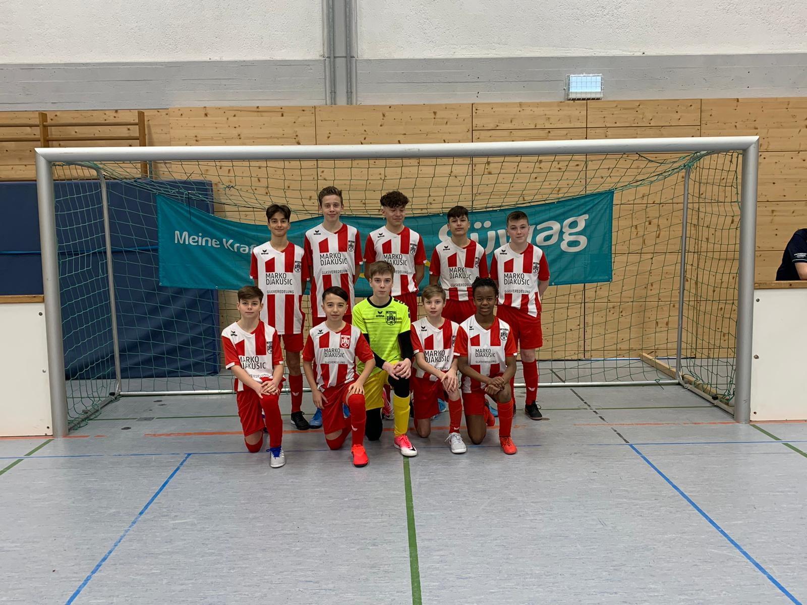 C-Junioren - FC Hennef - Süwag Hallencup 2020