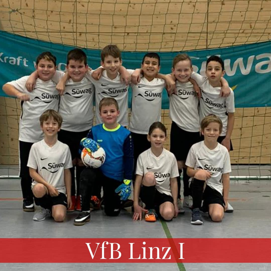 F-Junioren - VfB Linz I